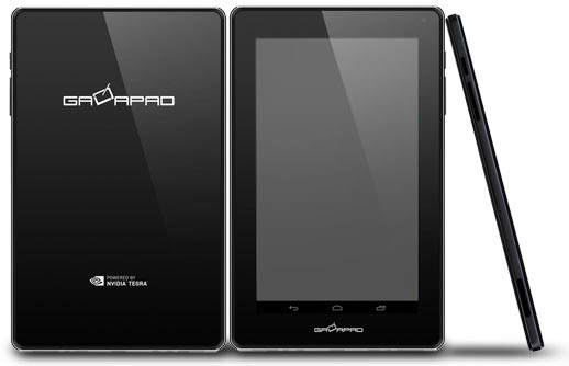 Galapad, Nvidia Tegra 3, Gaming Tablet, Hardcore Gaming