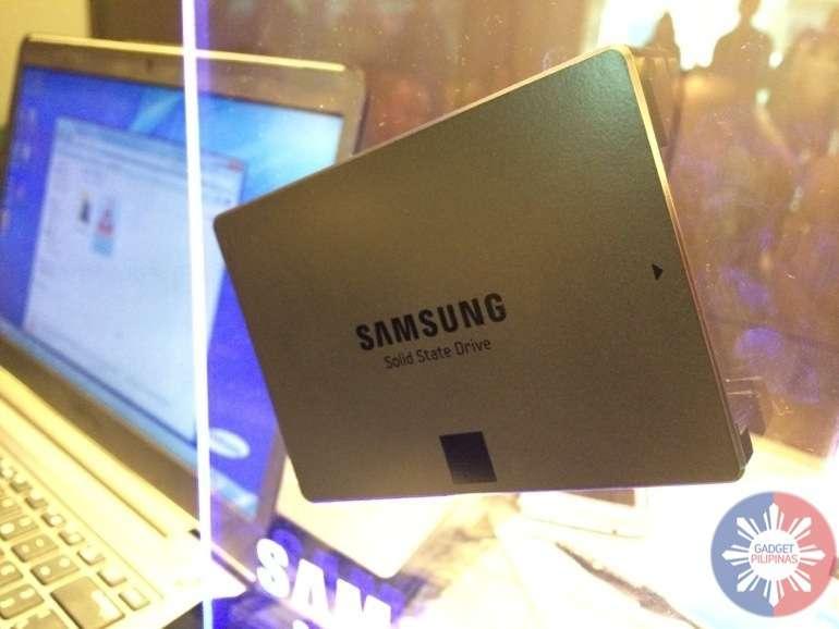 Samsung SSD 840 EVO 21
