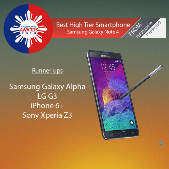 , The Best Things in 2014: Gadget Pilipinas Awards, Gadget Pilipinas, Gadget Pilipinas