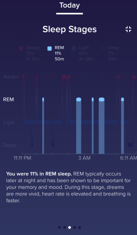 , My first night with the Fitbit Alta HR, Gadget Pilipinas, Gadget Pilipinas