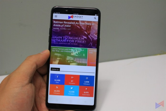 OPPO F5 Review 6