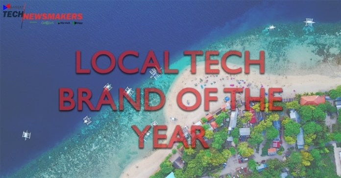 Local tech brand of the year