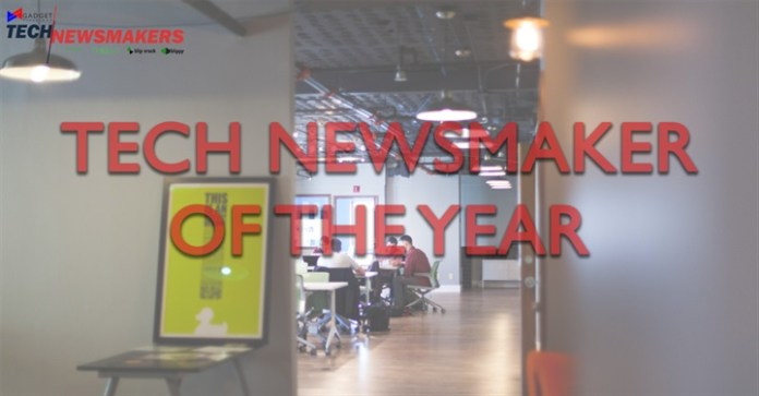 Tech Newsmaker of the year