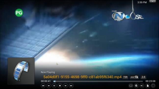 SG!TV – Plugin for XBMC and Plex for Singapore TV
