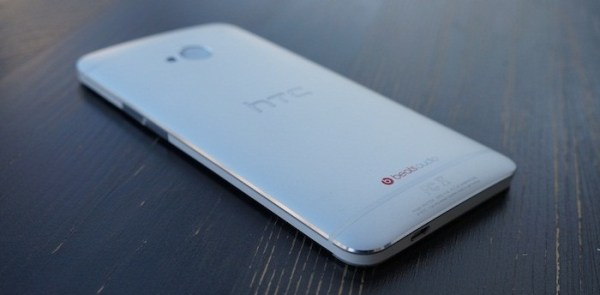 htc one aluminium back