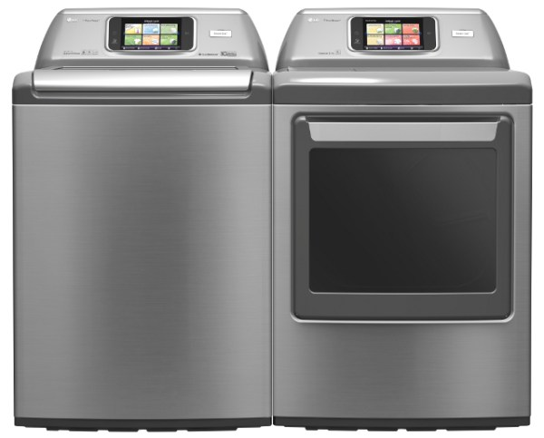 LG-Smart-Washer-Dryer