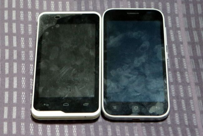 Comparison of the iNO one and iNO 2