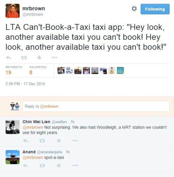 taxi-taxi twitter