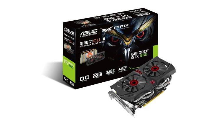 STRIX GTX960 Available in Singapore