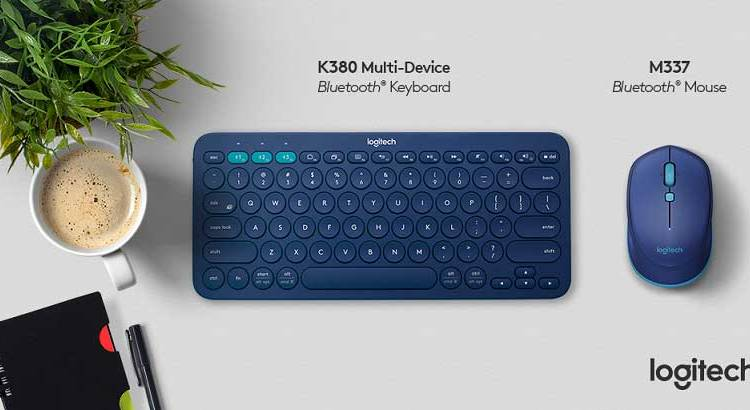Review and Giveaway! K380 & M337 Combo as Logitech is 34