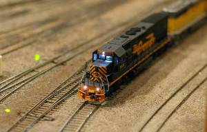 DIY Model Train controller project  Gadgetronicx
