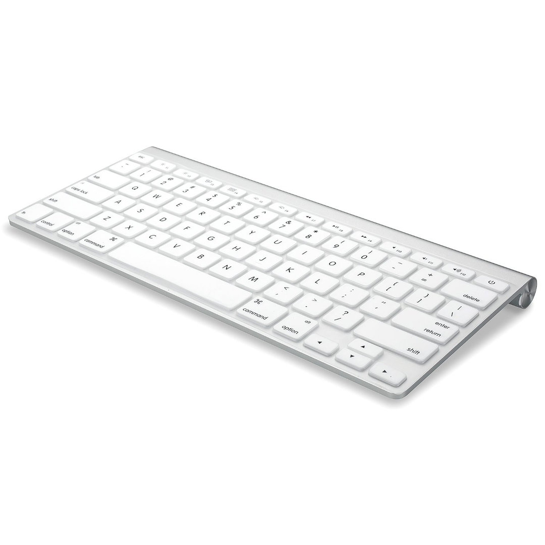 White Keyboard Cover For 15 Amp 13 Inch Macbook Pro Air