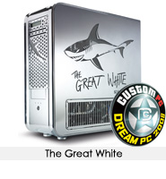 The Great White Gaming PC - How Much?