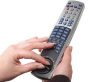 Wind Up Universal Remote - A Step Too Far?