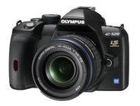 Canon E-520 Announced