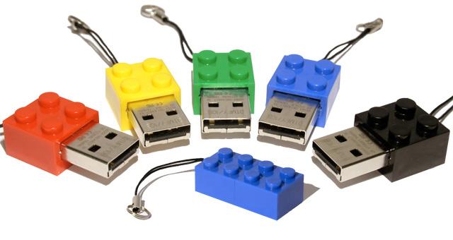 lego usb storage