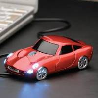 TVR Tuscan Optical Mouse