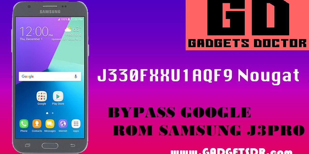 Samsung J3 Pro 2017 SM-J330F Combination Rom / Combination Firmware