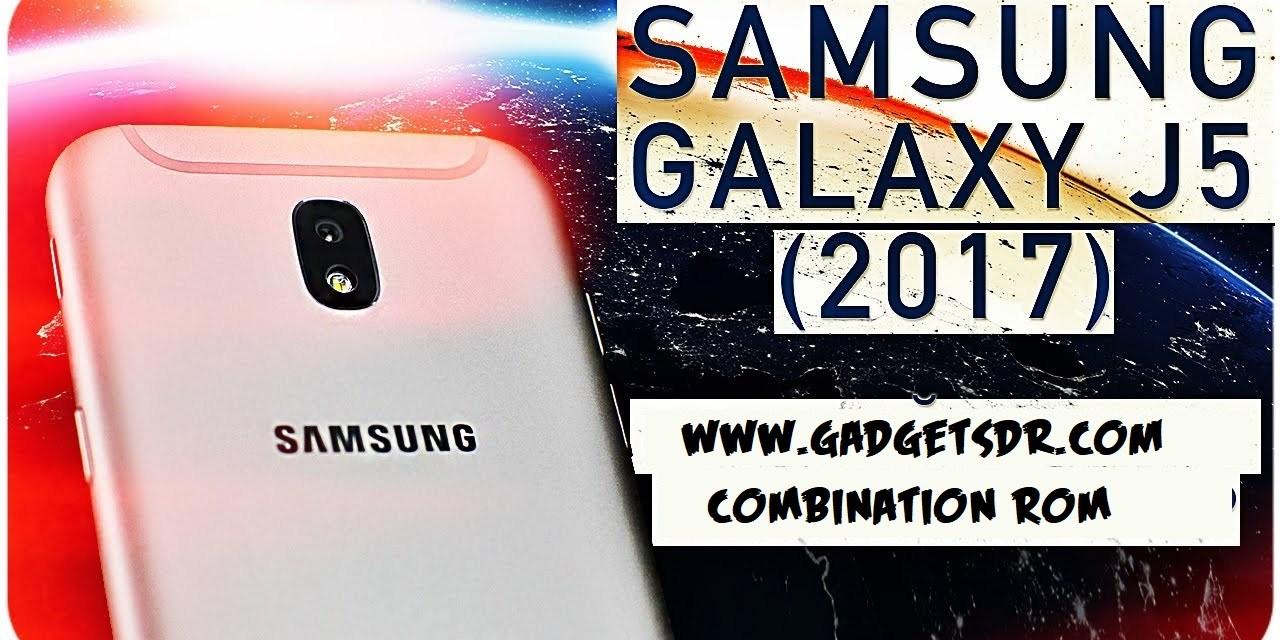 Samsung J5 2017 SM-J530G Combination Rom / Combination Firmware