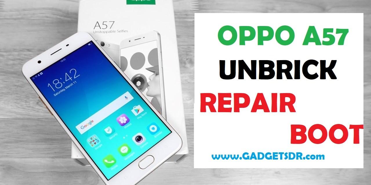 Unbrick -Oppo A57 [CPH1701] Dead Boot Repair