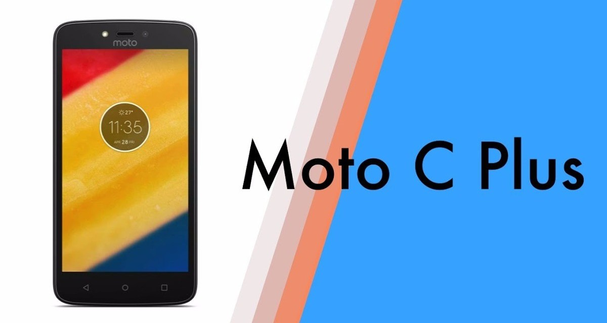 MOTO C PLUS XT-1724 BYPASS FRP GOOGLE ACCOUNT -2017