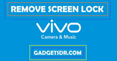 Vivo V5 Plus CPH1624F Remove Screen Lock (Pattern/Pin/Password) Very Easy
