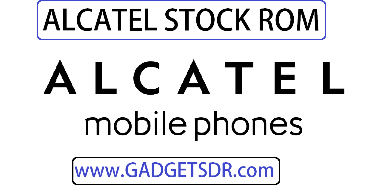 Alcatel one Touch M pop 5020A Stock Rom – Flash File (Firmware)