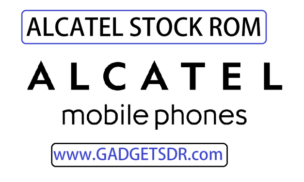 Alcatel 1T 10 Stock Rom – Flash File (Firmware)