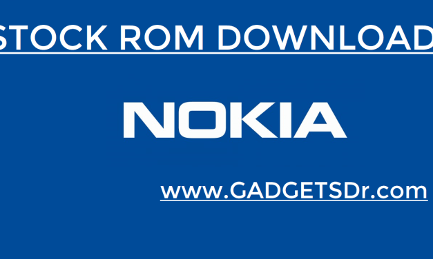 Nokia 6 TA-1000 Stock Rom – Firmware (Flash File)