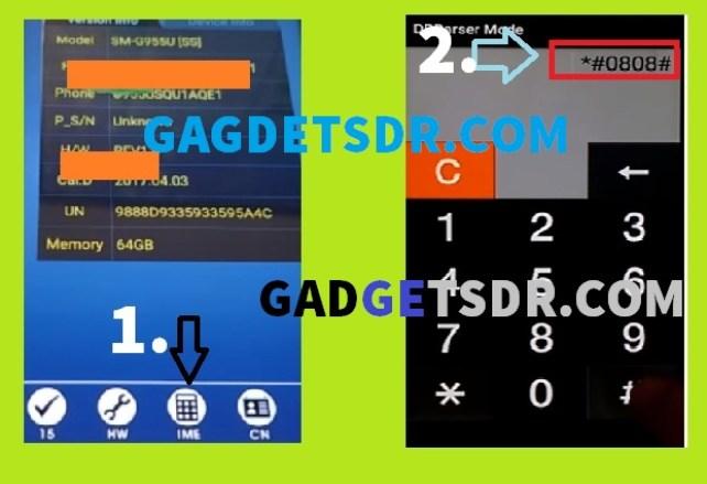 Bypass FRP Samsung Galaxy S8 SM-G950 -All