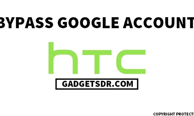 Bypass FRP Protection All HTC android 7.1,7.1.1,7.0 – 2018