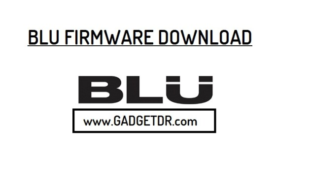 Blu Studio View XL Stock Firmware Rom (Flash File)