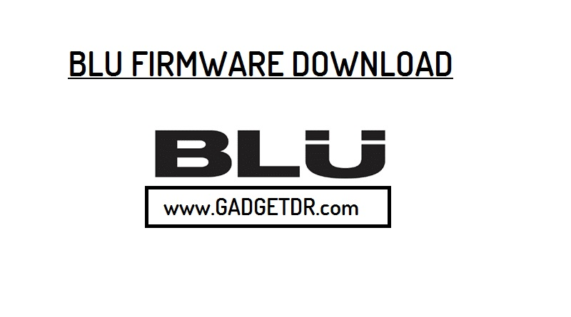 Blu Selfie V030L Stock Firmware Rom (Flash File)