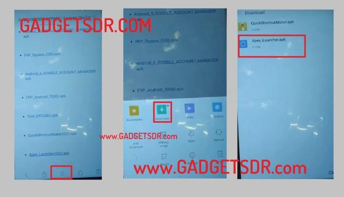 Bypass Google Account Leeco Le 2 X526