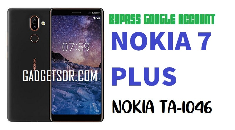 How to Bypass Google Account Nokia 7 Plus (TA-1046) Android-8.1