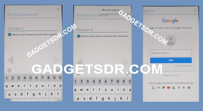 Bypass Google Account Nokia 7 Plus (TA-1046