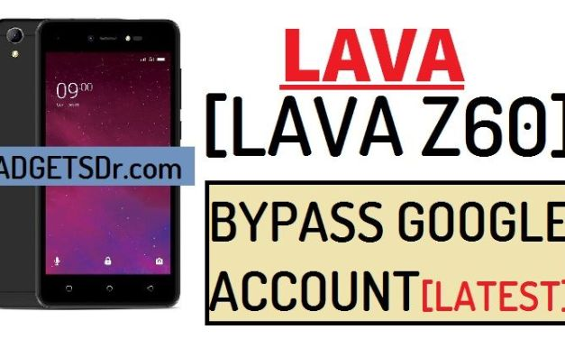 Bypass Google Account Lava Z60 – Bypass FRP (Without PC)