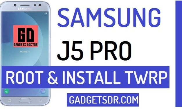 How to Root and Install TWRP Samsung Galaxy J5 Pro – All