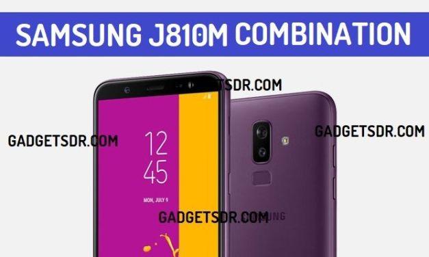 Samsung SM-J810M Combination file (Firmware Rom)