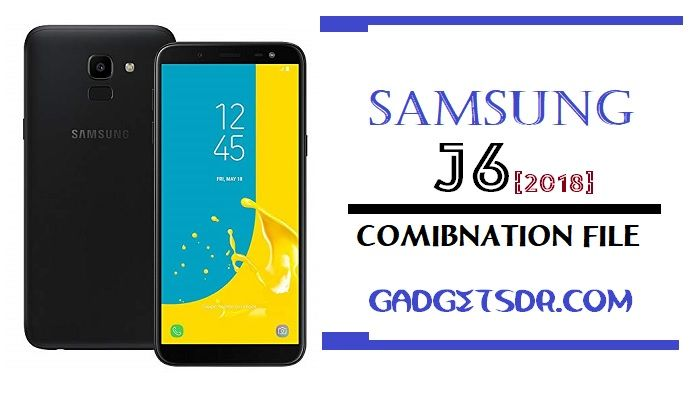 Collection All Samsung Galaxy J6 2018 Combination File