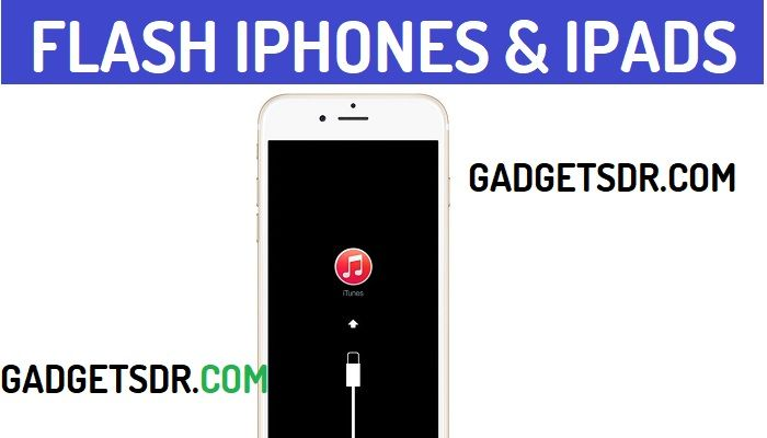 How to Flashing an iPhone without iTunes