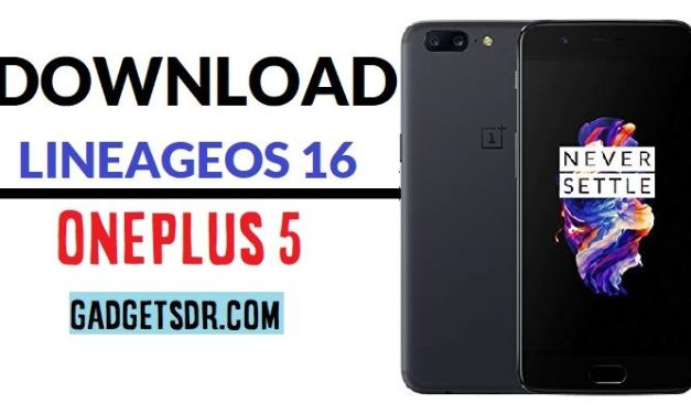 Install LineageOS 16 on OnePlus 5 – Android 9.0 Pie
