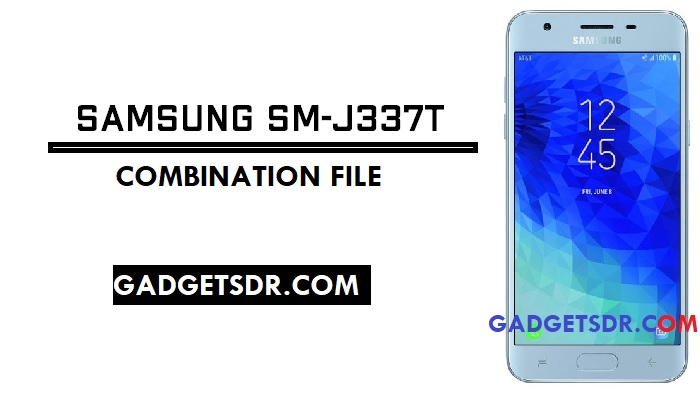Samsung SM-J337T Combination File (Firmware ROM)
