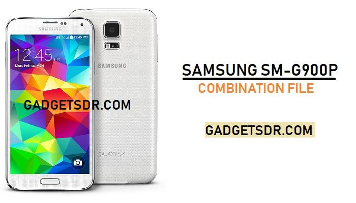 Samsung SM-G900P Combination file (Firmware ROM)