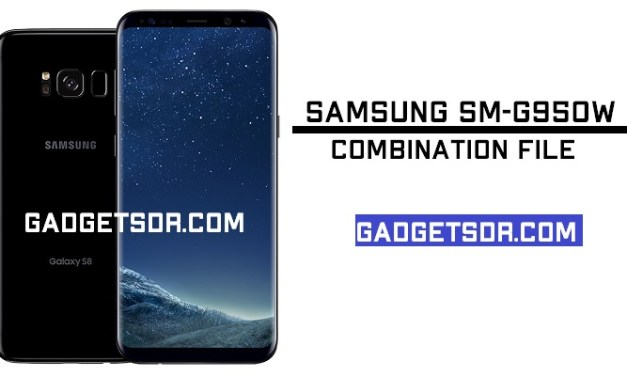 Samsung SM-G950W Combination File (Firmware ROM)-8.0