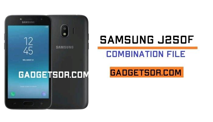 Samsung SM-J250F Combination File (Firmware ROM)-All