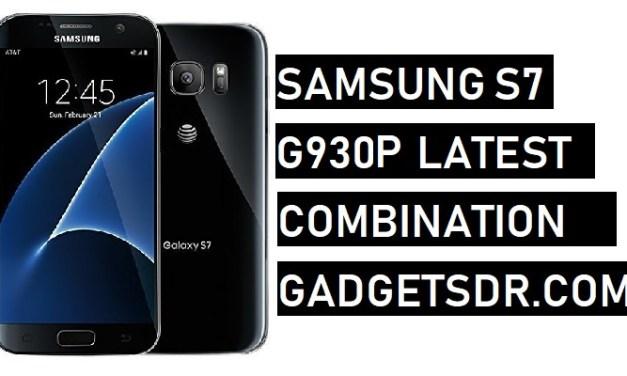 Samsung SM-G930P Combination file – Firmware ROM