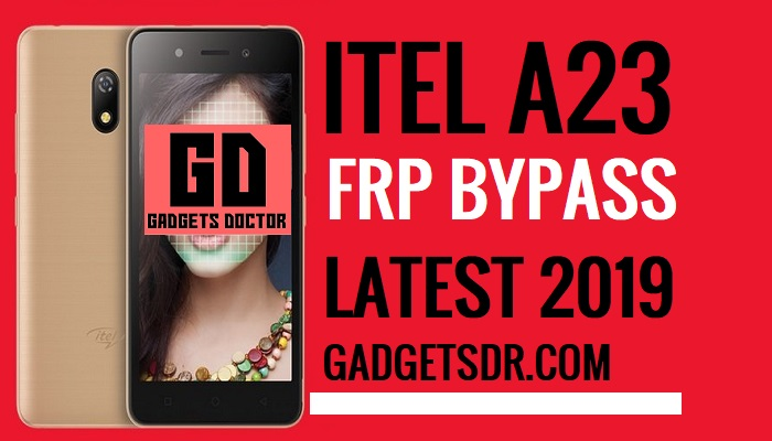 Bypass FRP Itel A23 (Itel A23 FRP File) With Latest FRP