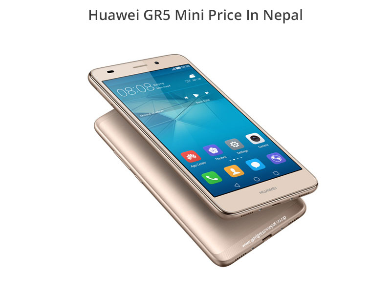 Huawei GR5 mini Price In Nepal
