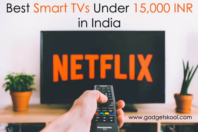 best smart tv under 15000 in India LED HD